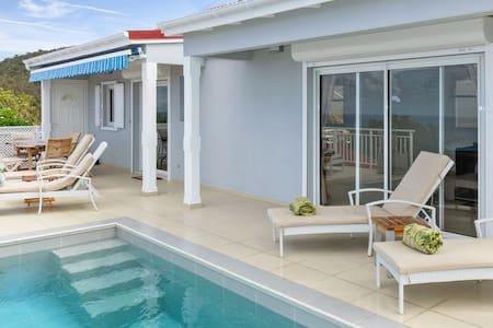 Villa Miki 1 Bedroom St Barts - Gustavia - Villa