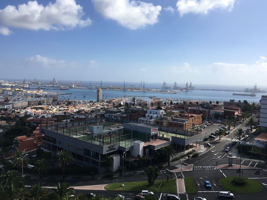 Increíbles vistas a la bahía!!!