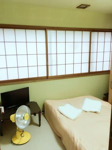 东京民宿Room404 浅草桥徒步8分 秋叶原2分 浅草2分 上野6分 东京6分 - Taitō-ku