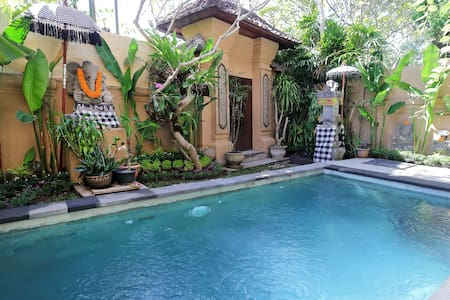 Rumah Agung 2BR House with private pool - Ubud - House