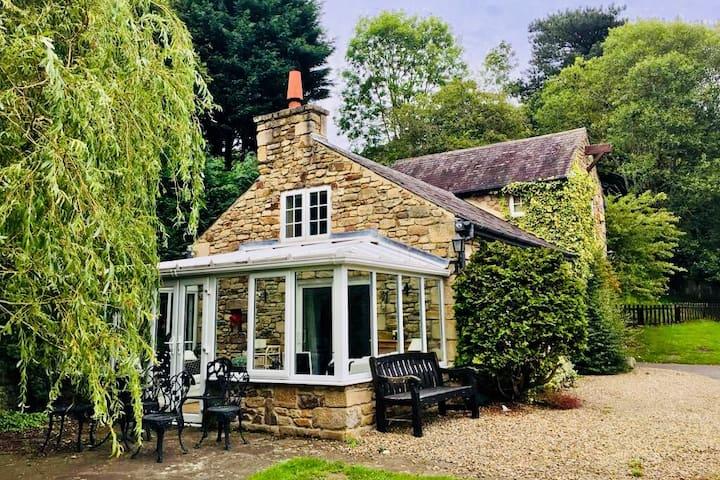 Undershott Mill Cottage