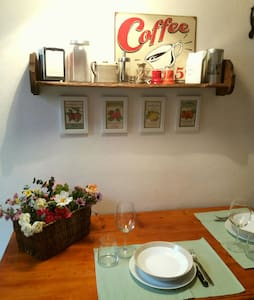 Sweet home in San Niccolò... - Firenze - Apartment