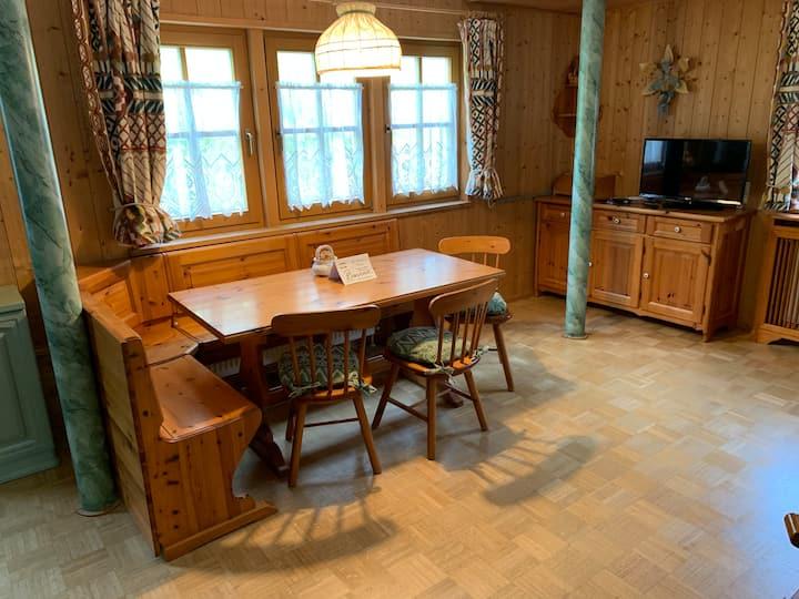 Dolomiti - Spazioso appartamento per 4 persone