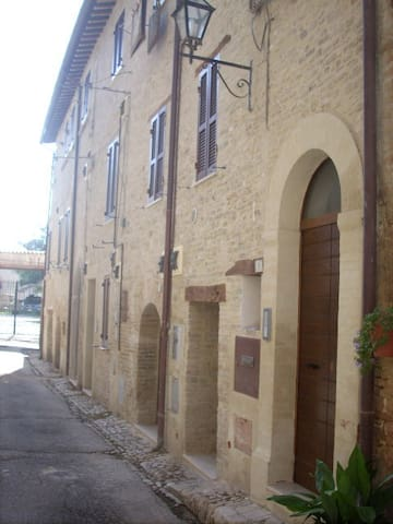 Lovely Shabby House - Montefalco - Apartament