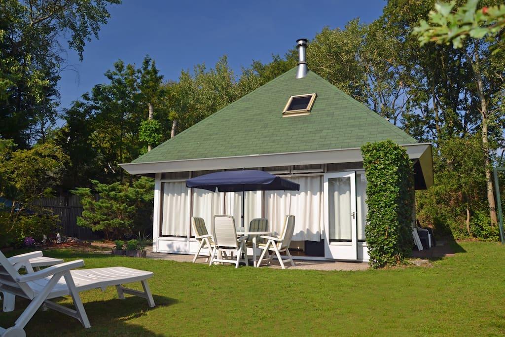 Bungalowpark De Toekomst bungalow 62