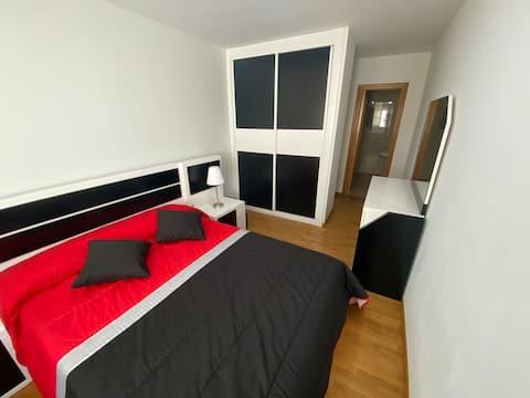 Piso céntrico, con amplia terraza, 3 dormitorios