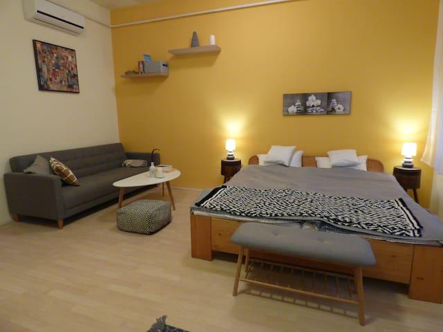 Quiet apartment in the heart of Debrecen