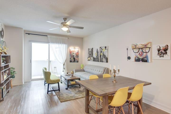 Casa Reloj II - Heart of Brickell LUX Condo