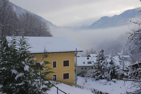 Confortevole appartamento nella valle del Cervino - Antey-Saint-Andrè - อพาร์ทเมนท์