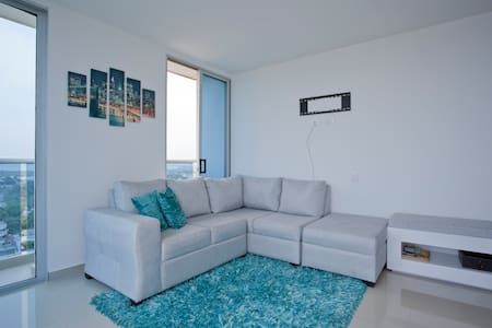 Room with excellent location - Cartagena - Apartment