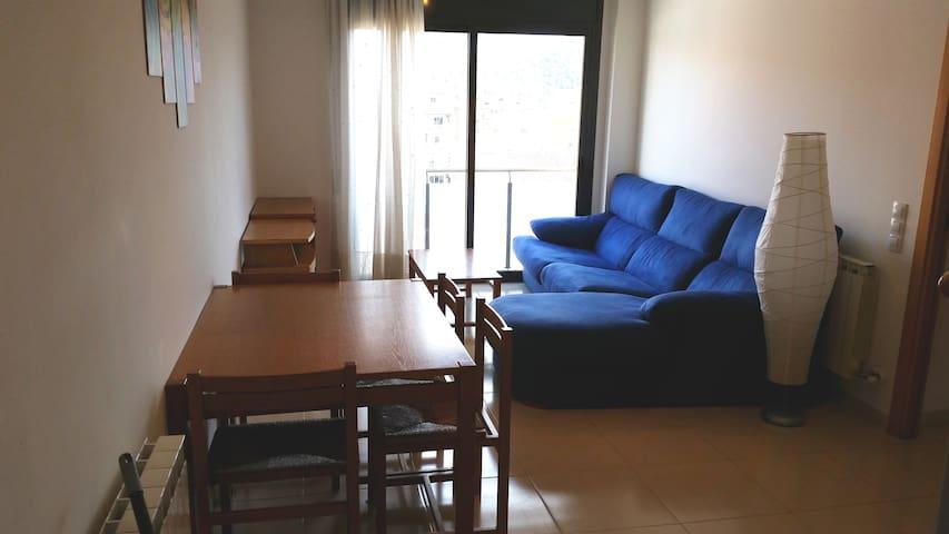 Àtic  dúplex  acollidor - Olot - Lägenhet