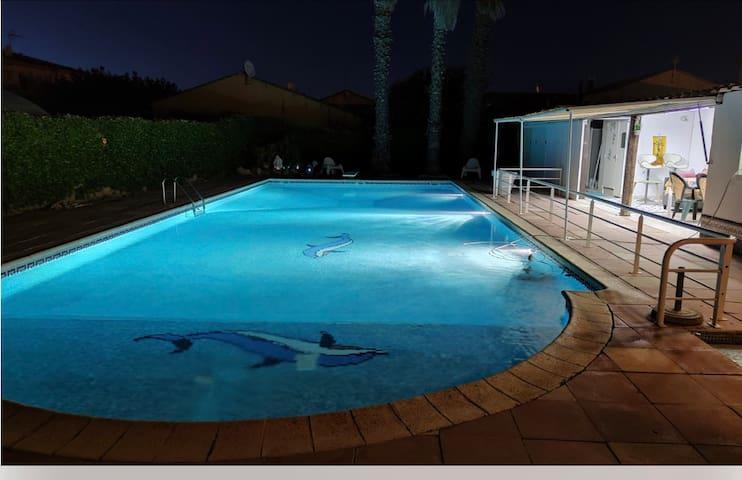 Villa confortable détente et convivialité
