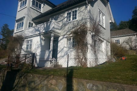 Charming quiet apartment in cozy Son by the fjord - Vestby - 아파트