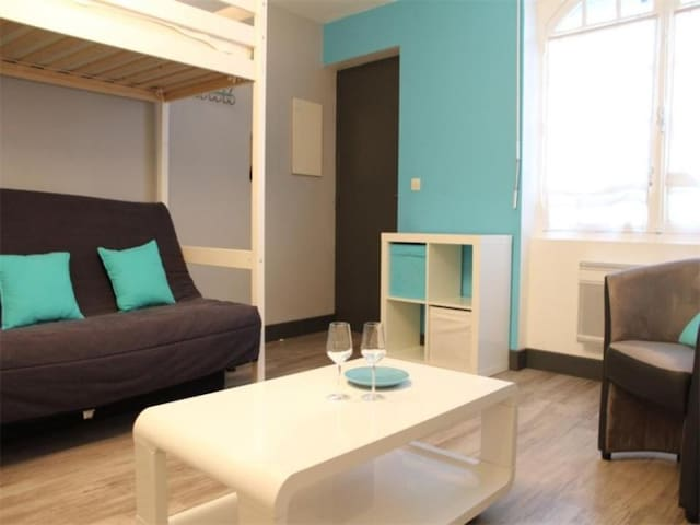 Appt Studio 3 couchages LA ROCHELLE