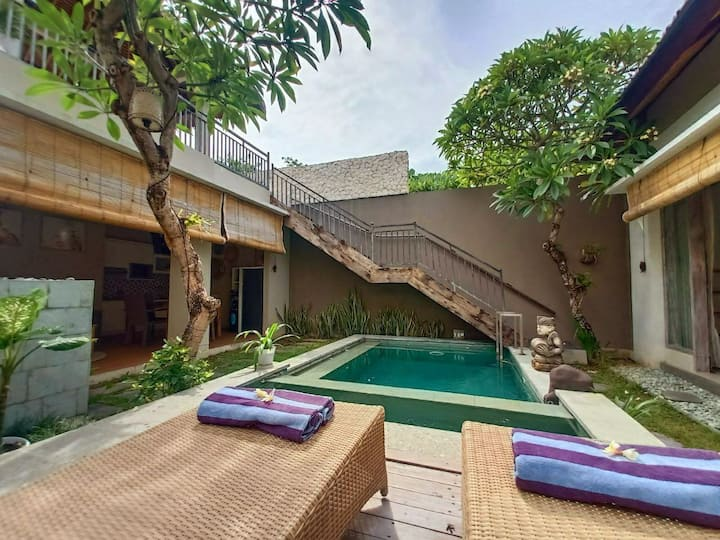 Cozy 2 BR Villa in Seminyak - discount for monthly