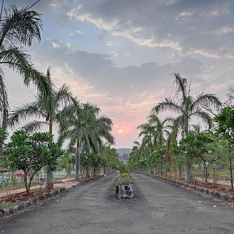 Tito's Villa - Palm Village, Murbad