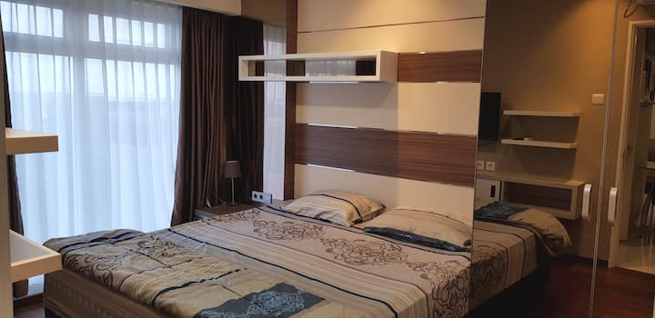 Luxury 2 bedrooms  HomeApartment in Balikpapan BSB