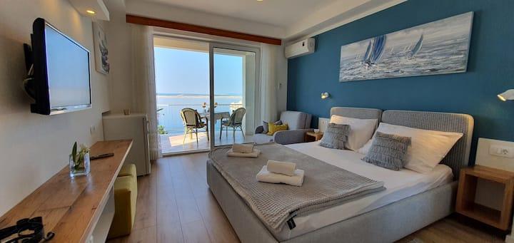 Room 1,  2+1, Dramalj - next to the sea!