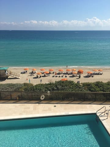 A Gorgeous Ocean View Apt in Sunny Isles - หาด Sunny Isles - อพาร์ทเมนท์