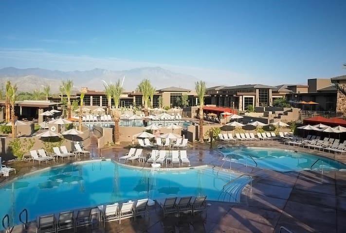 Coachella Week 2-1BR Westin Villa - Palm Desert - Villa