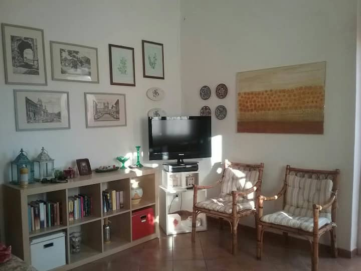 Clara's holiday home Sinis