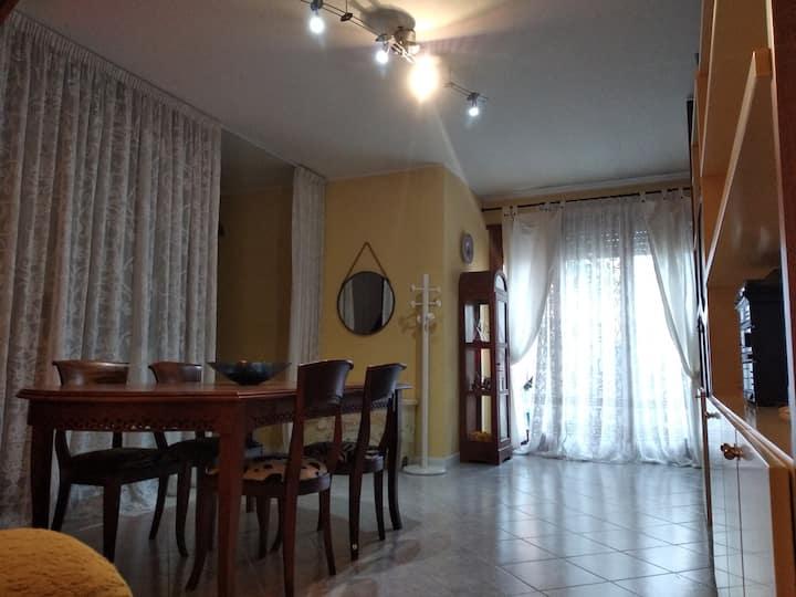 Intero Appartamento duplex 3 camere 2 bagni.