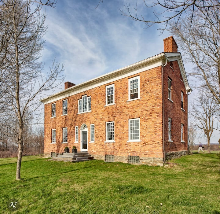 Reed Homestead, Countryside Home - Finger Lakes