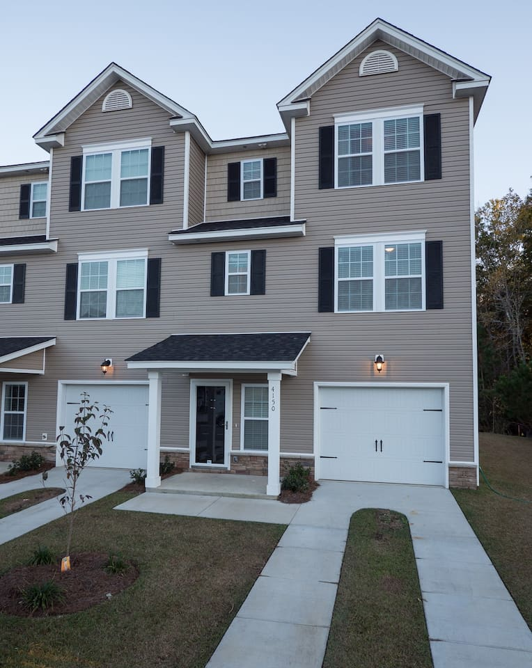 3 Story Townhome