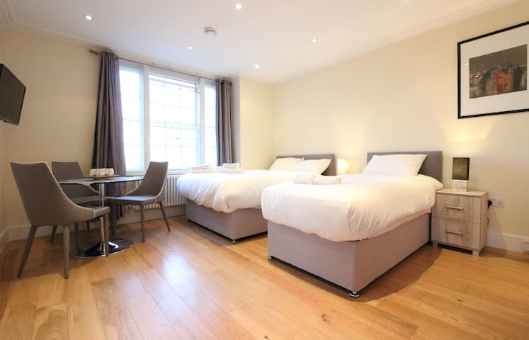 Stunning Studio Apartment MarbleArch Oxford Street