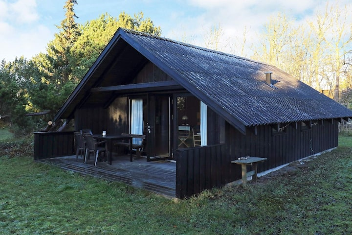 4 person holiday home in Martofte