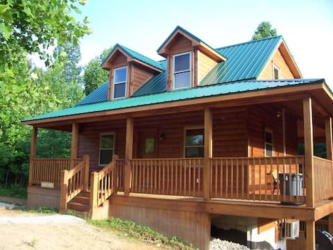 Cabin 2 miles from Mammoth Cave National Park