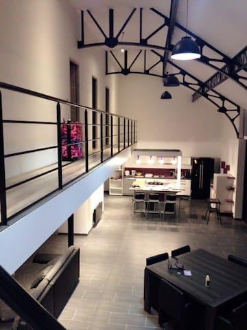 Loft très lumineux - Béthune - Haus