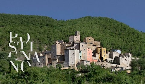 Boutique Umbrian village - self cater or eat out