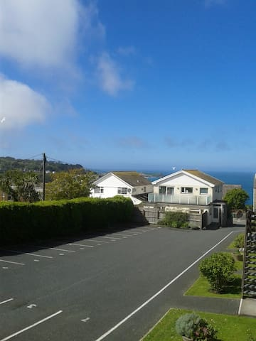 'Island View', an apartment, Carbis Bay (St Ives) - Carbis Bay - Pis