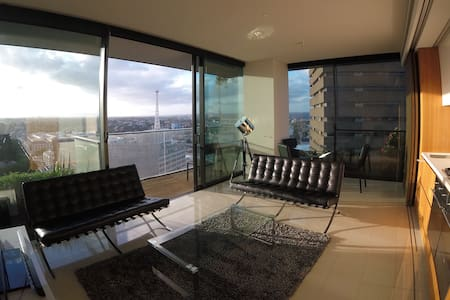 Modern 1 bed apartment with stunning views - Chippendale