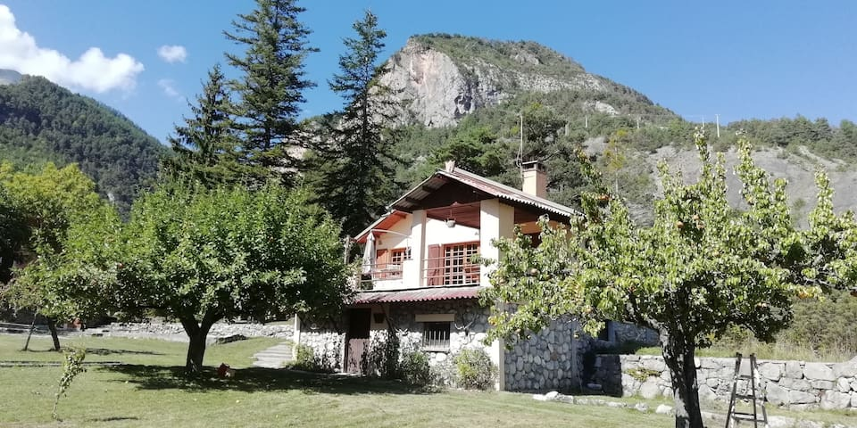 Chalet en montagne idéal nature,randonnées etc...