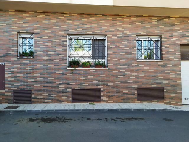 Apartamento con fantástico altillo.