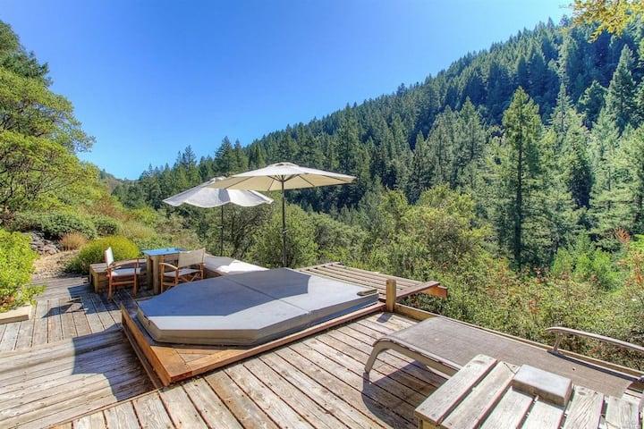 Vacation Home St. Helena/Napa/Sonoma Wine Country
