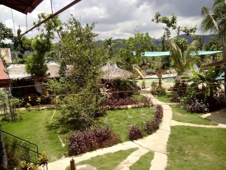 Relaxing Garden Resort,Sara, iloilo