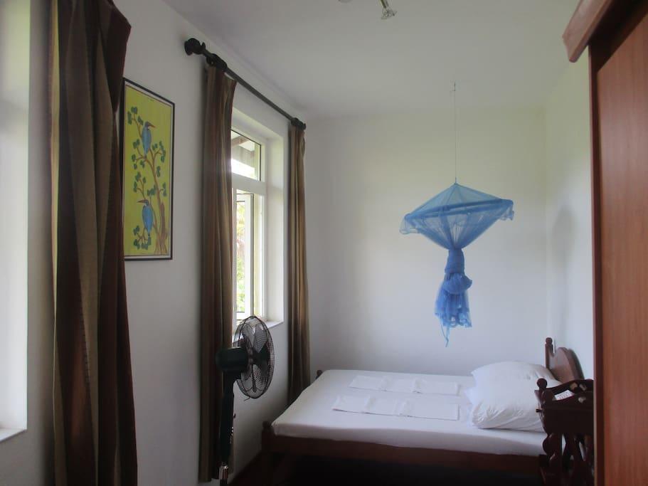 """""""Backpacker's"""" Room"""
