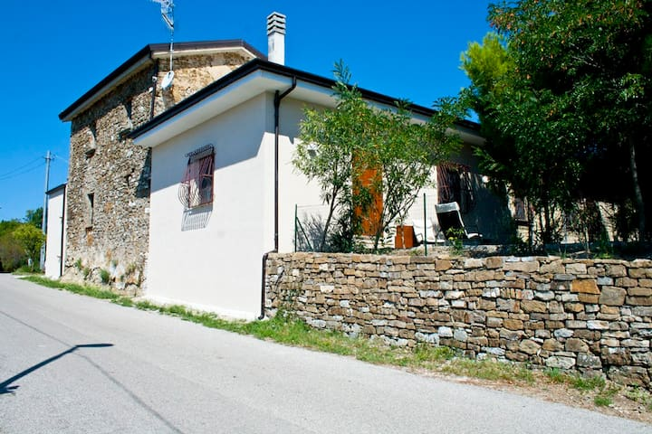 Nat.Park.Cilento, a Lustra IlGeko B&B/apartment - Lustra - Penzion (B&B)