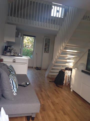 Fin nybyggd lägenhet - Falkenberg - Huoneisto