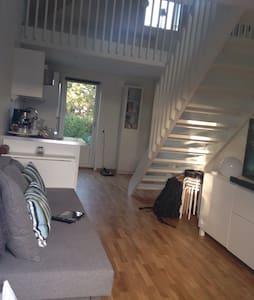 Fin nybyggd lägenhet - Falkenberg