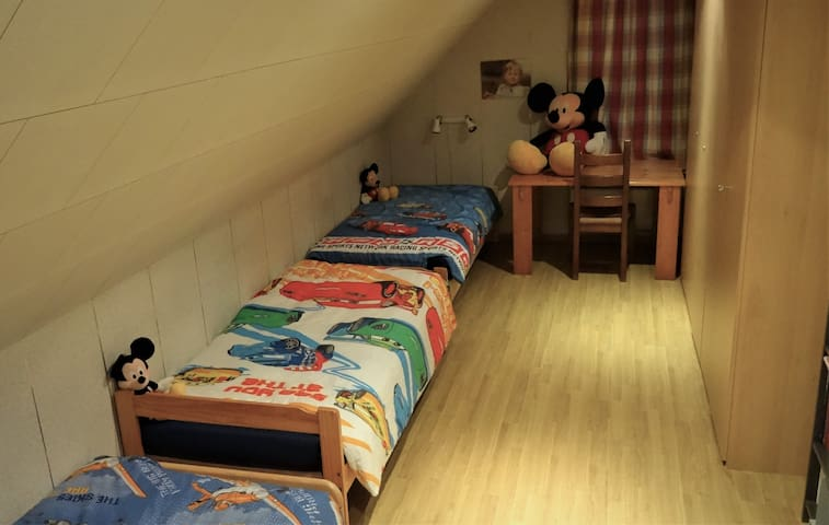 Tomorrowland 2020/ 1 Room/ 3 pp/ Bath / Breakfast