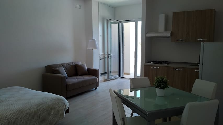 Brand new studio in Salento