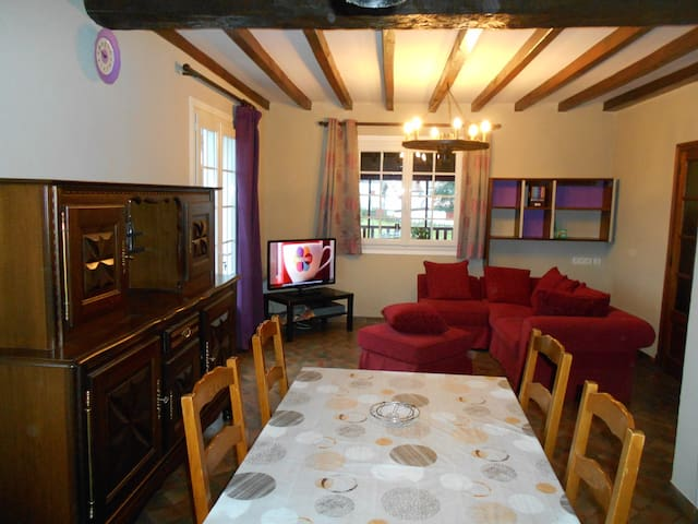 Spacieux appartement 6 pers