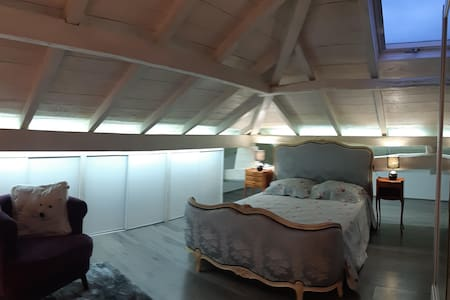 Comfort apartment in mezzanine