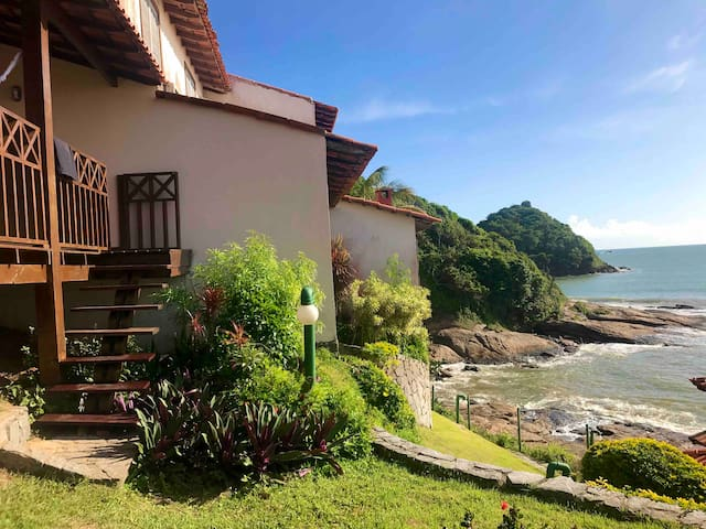 House in Búzios with a spectacular view!