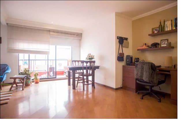 Lindo y acogedor Apartamento