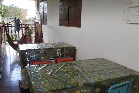 Maison typique Mahoraise